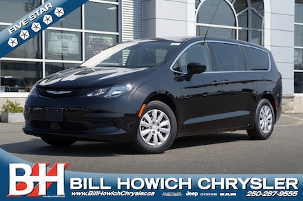 Featured New 2021 Chrysler Grand Caravan SE Van for sale in Campbell River, BC