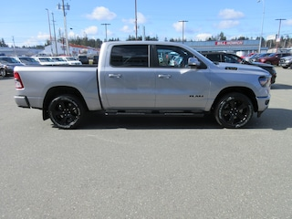 New 2020 Ram 1500 Big Horn Night Edition Truck Crew Cab for sale in Campbell River, BC