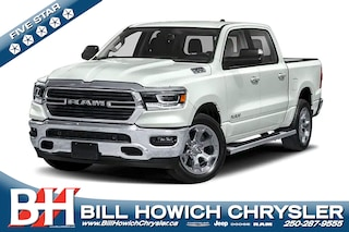 2021 Ram 1500 Built to Serve 4x4 Crew Cab 144.5 in. WB