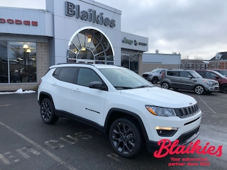2021 Jeep Compass 80th Anniversary Edition 4x4 Sport Utility
