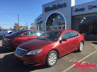 2013 Chrysler 200 LX | BRAND NEW TIRES!!! | Sedan