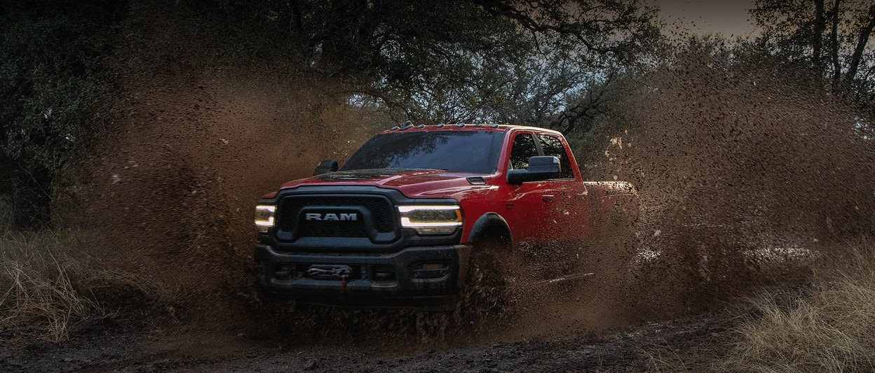 2020 Ram 2500 Towing Attachment