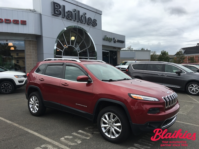 2015 Jeep Cherokee Limited | HEATED/VENTED SEATS | BACK UP CAM | SUV