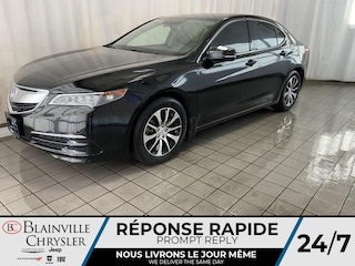 2016 Acura TLX 2.4L * Navigation * Camera Recul * Toit Ouvrant * Berline