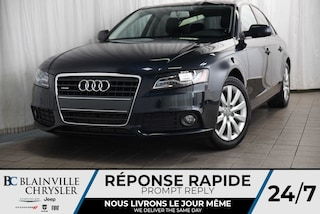 2012 Audi A4 2.0T + Parfaite Condition + Bluetooth + Berline