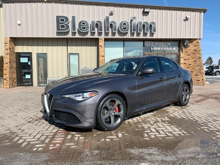 2017 Alfa Romeo Giulia Base Berline