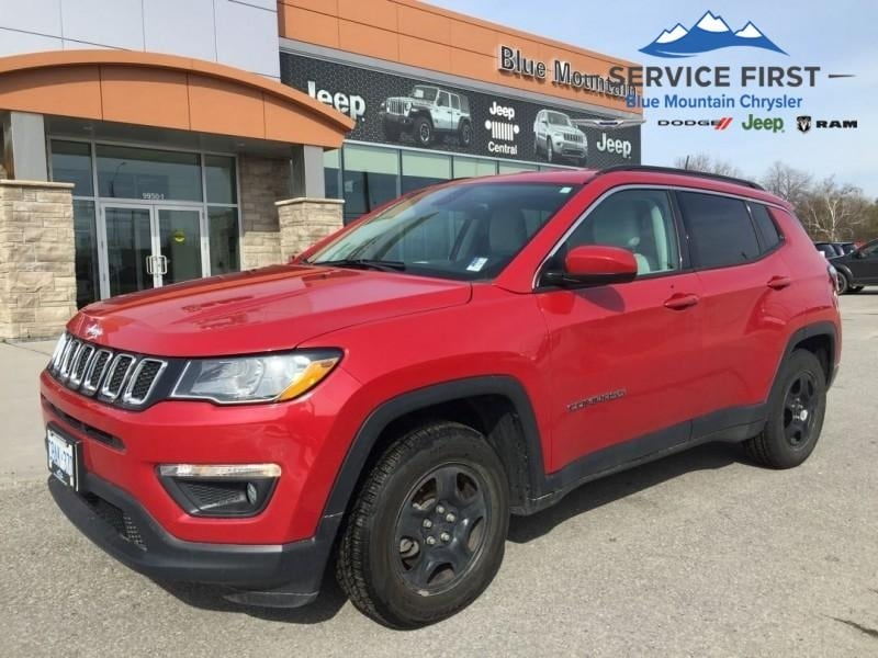 2017 Jeep New Compass North - Dealer Demo VUS