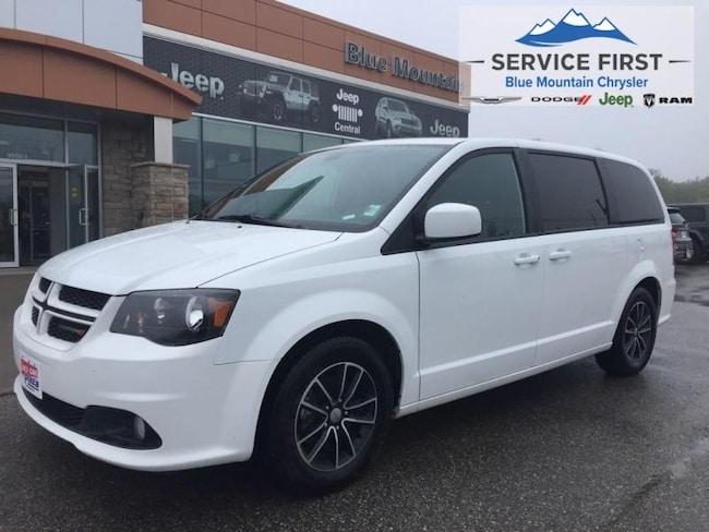 2019 Dodge Grand Caravan GT - Leather Seats, Bluetooth Van Passenger Van