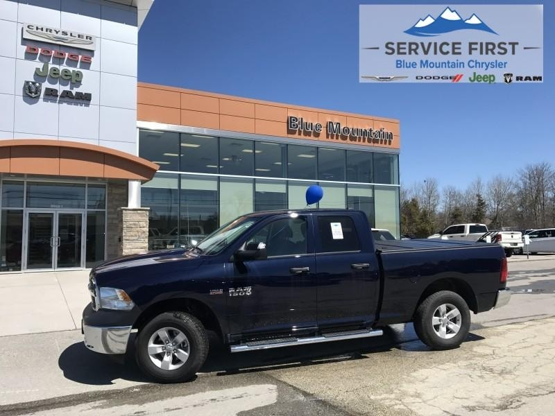 2018 Ram 1500 ST - Dealer Demo Camion Quad Cab