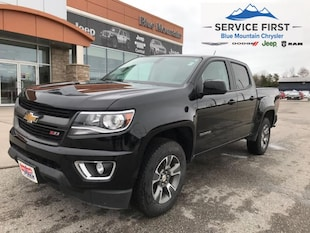 2020 Chevrolet Colorado 4WD Z71 -  Heated Seats Truck Crew Cab