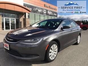 2015 Chrysler 200 LX -  Power Windows Sedan