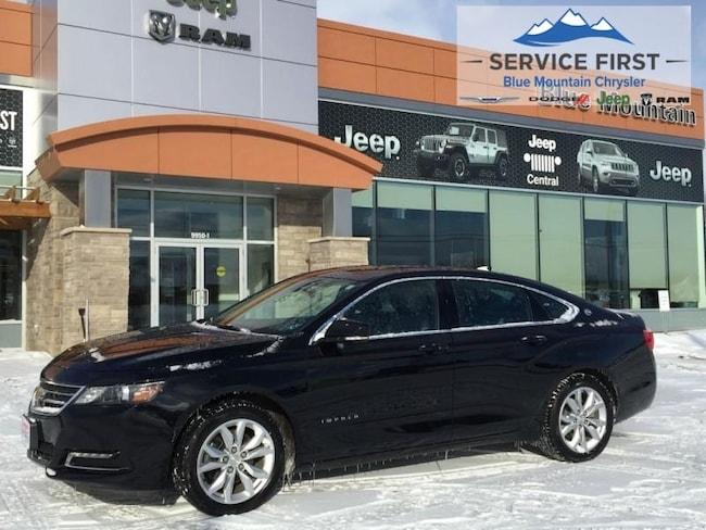 2018 Chevrolet Impala LT - Power Windows - Siriusxm Sedan