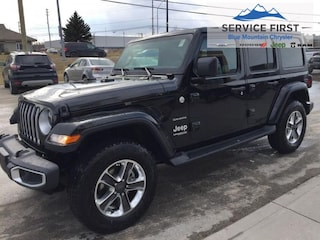 2019 Jeep Wrangler Unlimited Sahara - Heated Seats SUV