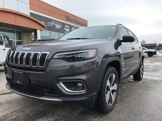 2020 Jeep Cherokee Limited SUV