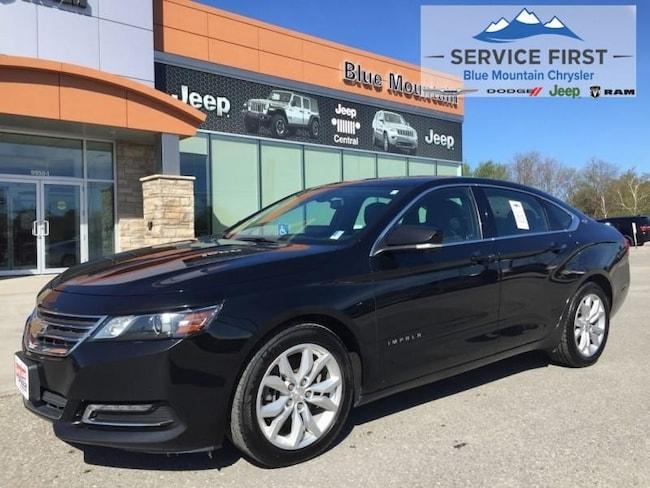 2018 Chevrolet Impala LT  - Bluetooth, Siriusxm Sedan