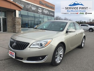 2014 Buick Regal Turbo - Leater Seats -  Heated Seats Sedan