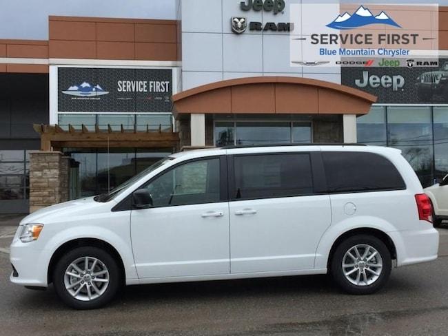 2019 Dodge Grand Caravan SXT - Uconnect -  Bluetooth Van
