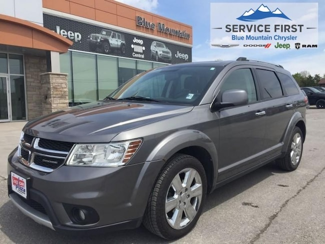 2012 Dodge Journey R/T -Leather Seats, Sunroof SUV
