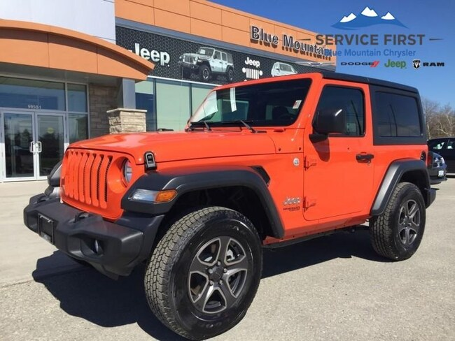 2019 Jeep Wrangler Sport S - Heated Seats SUV