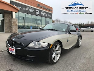 2007 BMW Z4 3.0SI - Low Mileage Coupe