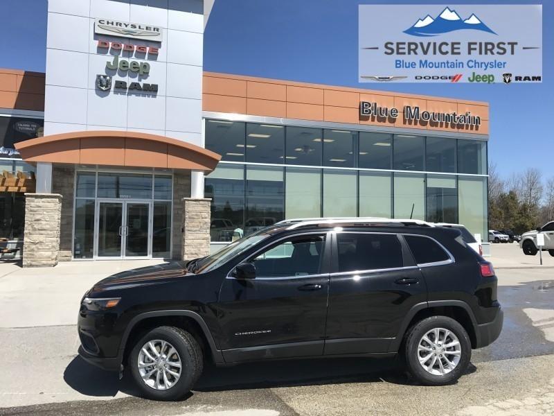 2019 Jeep New Cherokee North - Dealer Demo SUV