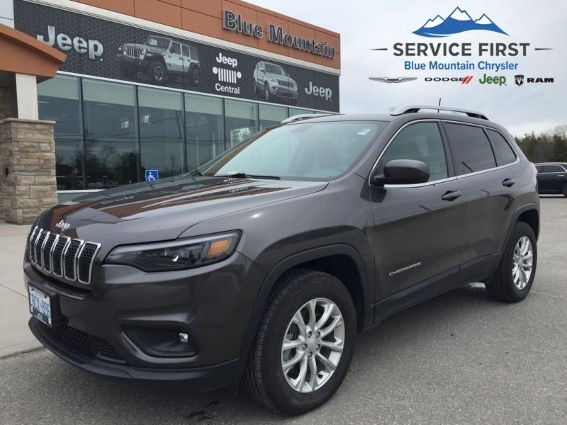 2019 Jeep New Cherokee North - Dealer Demo, Bluetooth SUV