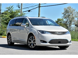 2017 Chrysler Pacifica Limited * DVD * Hitch * Safetytec PKG * Toit Pano
