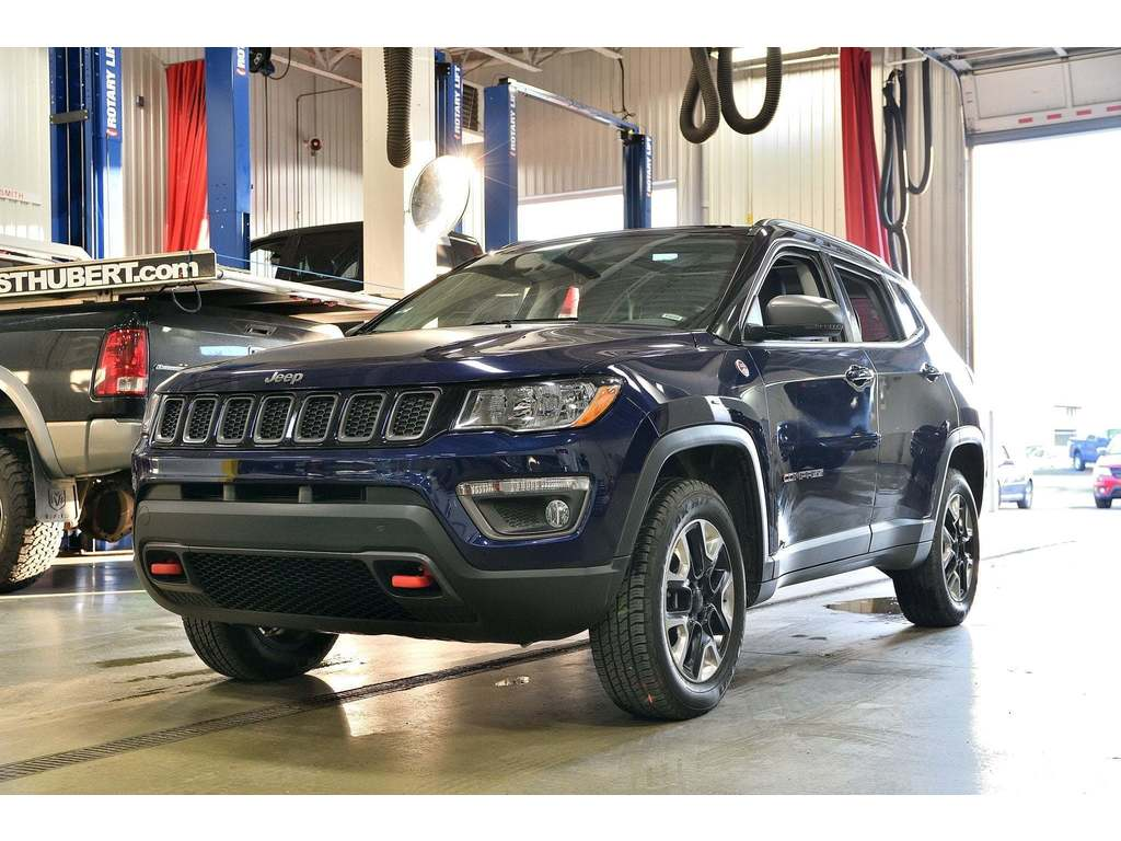2018 Jeep Compass Trailhawk * Toit Pano * NAV * Camera VUS