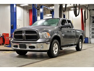 2017 Ram 1500 * Outdoorsman * Quad * V6 * GR. Remorquage * Camion