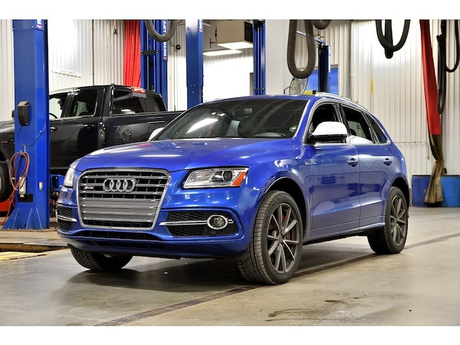 2016 Audi SQ5 * Progressiv 3.0T * NAV * Toit Pano * 20 Pouces * VUS sur Rive-Sud de Montréal