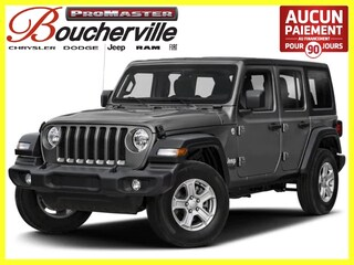 2020 Jeep Wrangler Unlimited Unlimited Willys Edition VUS