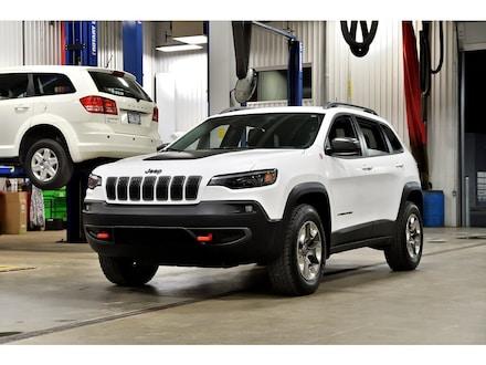 2019 Jeep Cherokee Trailhawk * 4X4 * Bluetooth * Camera VUS