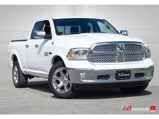 2018 Ram 1500 * Laramie * Diesel * Quadcab * 6 Places * Camion