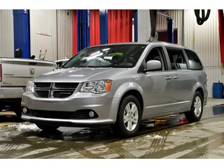 2019 Dodge Grand Caravan Crewplus * DVD * Cuir * NAV * Bancs Chauffants