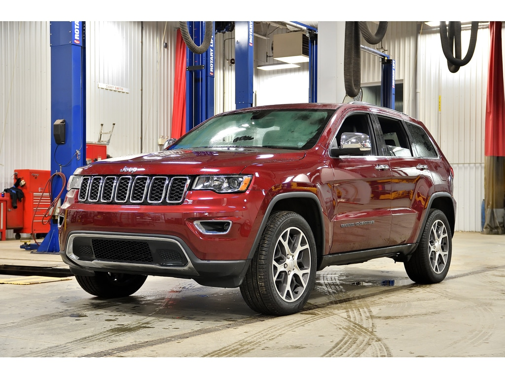2019 Jeep Grand Cherokee Limited * BAS Kilo !!! * Toit * GPS * Hitch 6200 * VUS