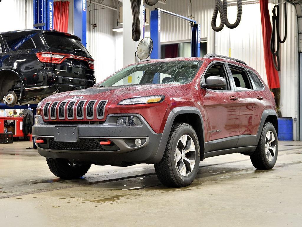 2018 Jeep Cherokee Trailhawk L Plus * Bancs VentilÉS * Toit Pa VUS