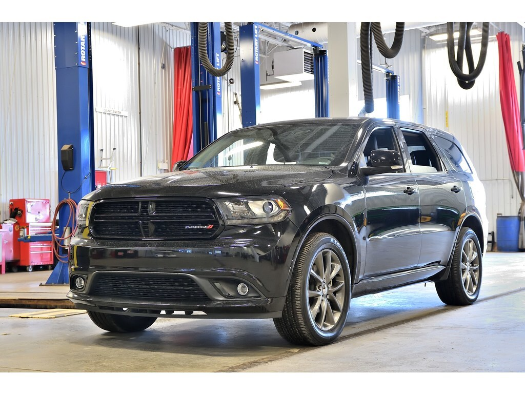 2018 Dodge Durango * GT * V6 * GPS * DVD * Toit * Cuir * VUS