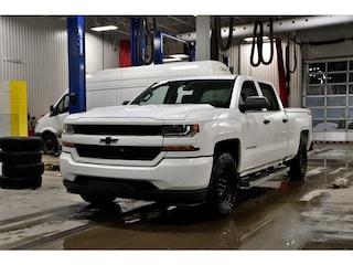 2018 Chevrolet Silverado 1500 Silverado Custom * Crew * Camera * Pneus Hiver * Camion cabine Crew