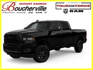 2019 Ram New 2500 Big Horn Black Edition Camion cabine Crew