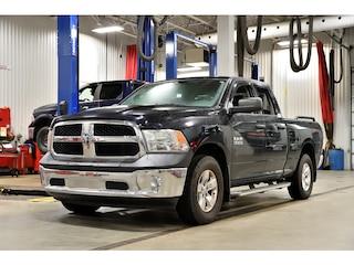 2014 Ram 1500 SXT * 4X4 * V6 * Quad * Boite 6.4pieds * Camion