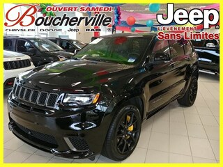 2018 Jeep Grand Cherokee Trackhawk VUS