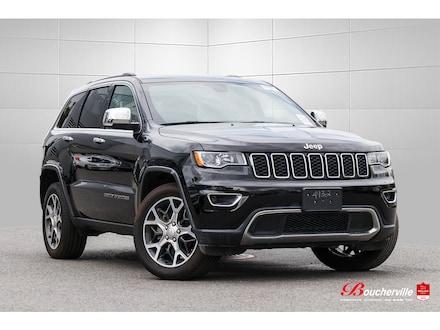 2019 Jeep Grand Cherokee Limited * Cuir * Camera * Bluetooth * 20PO * VUS