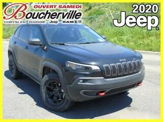 2020 Jeep Cherokee Trailhawk VUS