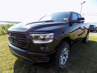 2019 Ram All-New 1500 Sport Truck Quad Cab