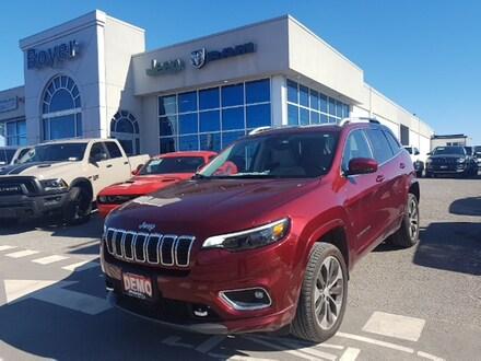 2019 Jeep New Cherokee Overland 4x4 SUV