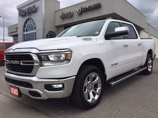 2019 Ram All-New 1500 Big Horn | Demo | Level 2 Group | Naviagtion and m Truck Crew Cab