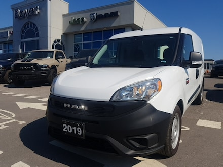 2019 Ram ProMaster City ST Commercial