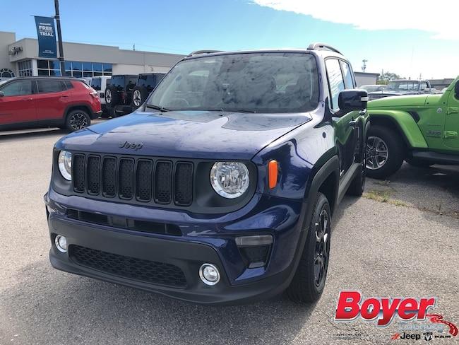 2019 Jeep Renegade Altitude SUV