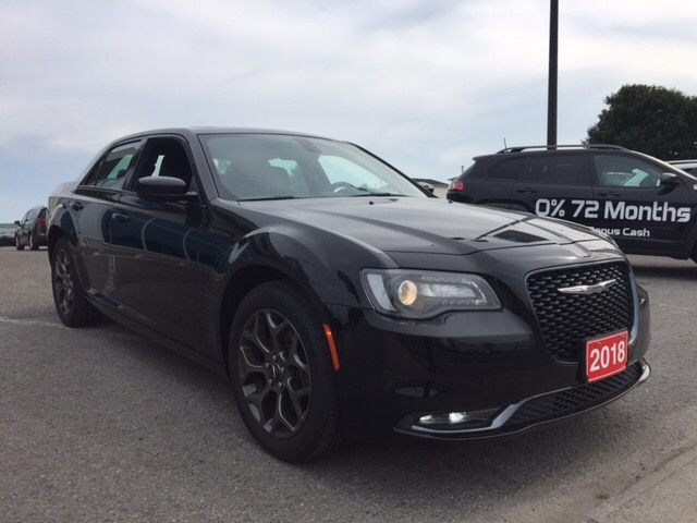 2018 Chrysler 300 S | Leather | Navigation | Sunroof and more.... Sedan