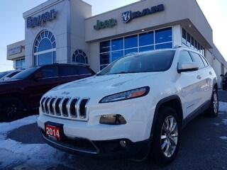 2014 Jeep Cherokee Limited SUV